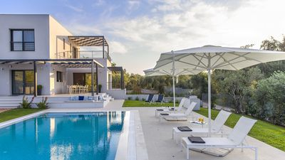 Photo for Modern lux. Villa in Ionian Islands