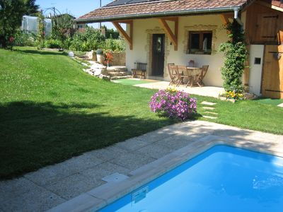 Photo for 1BR House Vacation Rental in Muespach, Grand Est
