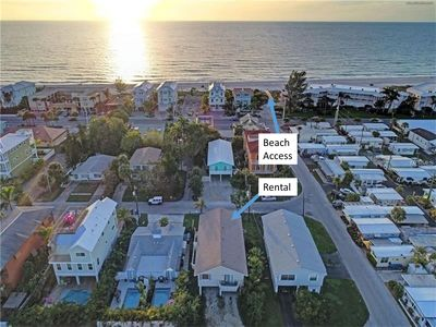 Photo for Just Renovated 2 BR 2 Full BA on Anna Maria Island steps to Beach