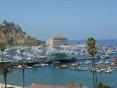 Photo for Catalina's Premier Bay View Vacation Home