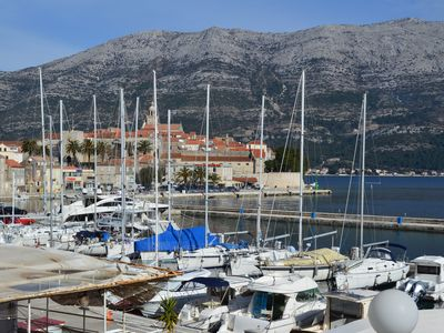 Photo for Breathtakin guest house Castello Rezidence Korcula