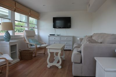 Fully renovated air conditioned interior