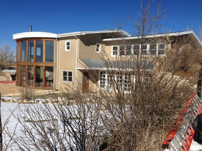 Photo for Large, Luxurious Home Near Taos Ski Valley and Taos Square