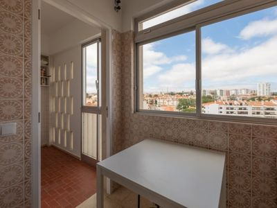 Photo for WALL Big Balcony, A wonderful 4 bedroom apartment