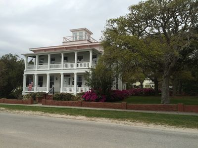 Photo for Beautiful Historic Home On the Cape Fear River in the Heart of Southport, N.C.