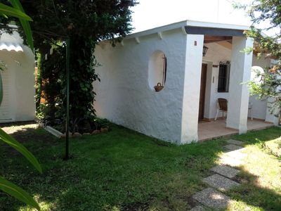 Photo for CASA ESFENA 41 m² with pool, bike, kayak, safe and internet WIFI.