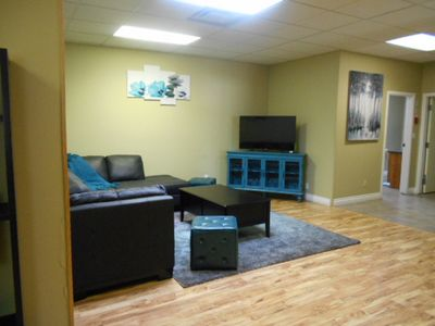 Photo for Bright and Spacious Fully Furnished Condo!