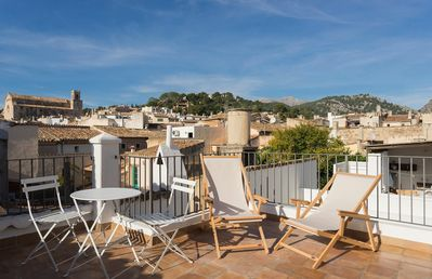Photo for Townhouse with inner courtyard – Apartment La Roca