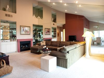 Photo for Two Bedroom Luxury Resort Condo on the Palmer Course at PGA West that Sleeps 7!