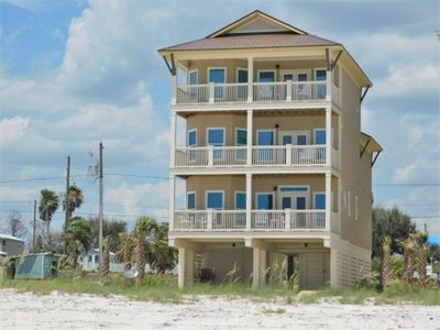 Photo for Luxury 5BR/5BA Beachfront Private Home w/ Elevator, Executive Master Suite, Views from all rooms
