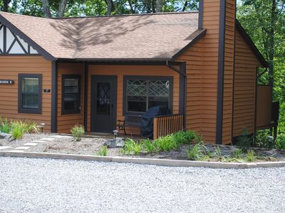 Photo for 1BR Chalet Vacation Rental in Burnsville, North Carolina