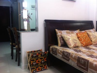 Photo for Studio Unit in 31st Flr. Near Mall (2)
