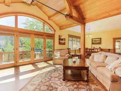 Photo for House in Resort w/ Deck, Full Kitchen, BBQ, Private Jacuzzi