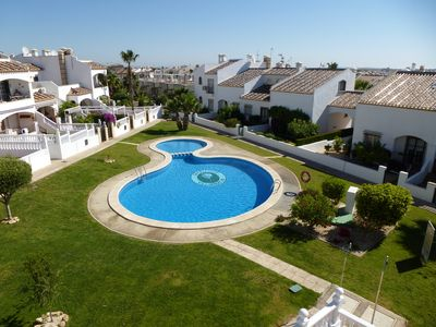 Photo for Apartment in Villamartin, near the golf course, quiet area, pool on the doorstep
