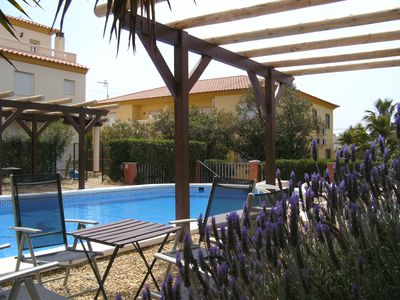 Photo for Casa del Sol,very nice apartment, swimming pool , near to beach,
