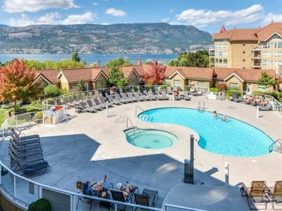 Photo for Discovery Bay Downtown Kelowna 2 Bed + Den 531