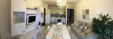 Photo for Elena's Home, bright and elegant apartment, in a residential area of Monreale