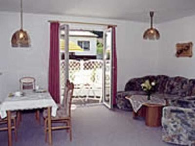 Photo for Apartment small south-balcony - Holiday house with 4 apartments