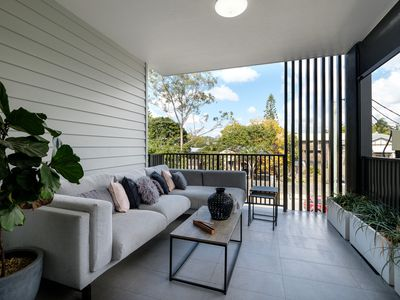 Photo for Eclectic Design Apartment with BBQ Patio