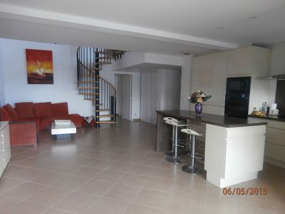 Photo for Duplex with sea and mountain views, 2 swimming pools in a park in Saint raphael