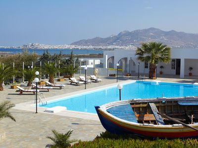 Photo for 5BR Villa Vacation Rental in Naxos