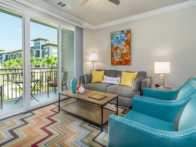 Photo for Breezy 2BR w/ Pool Near Universal + Disney