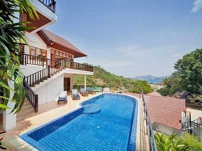 Photo for Holiday house Phuket for 1 - 10 persons with 5 bedrooms - Holiday home