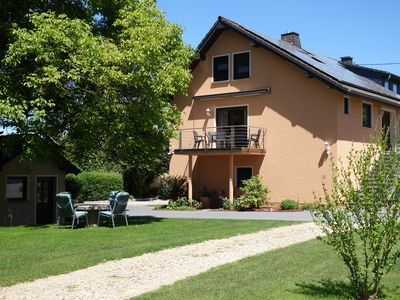 Photo for Comfort. Apartment for 9 persons with separate garden house and sauna, Eifel