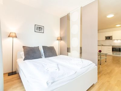 Photo for Apartment in Prague with Lift, Parking, Internet, Washing machine (986363)