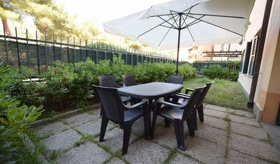 Photo for In beautiful town with garden - Apartment La Fenicia