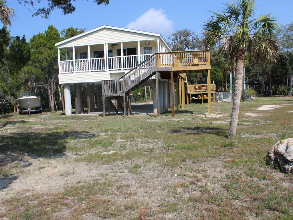 Waterfront Seclusion On The Ozello Islands Vrbo