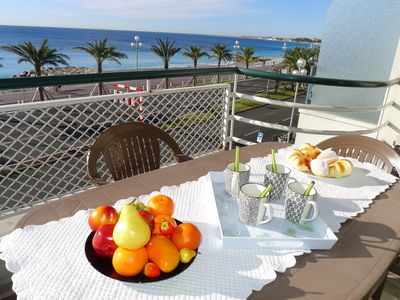 Photo for LE FLORIDE AP4156 - Apartment for 4 people in Nice