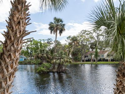 Photo for Wonderful Lagoon View - Spacious  2 BR Townhome