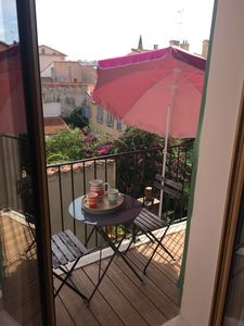 Photo for Studio and Private Balcony, All Inclusive Rates, completely renovated.