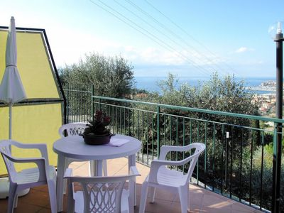 Photo for 3 bedroom Villa, sleeps 10 in Imperia with WiFi
