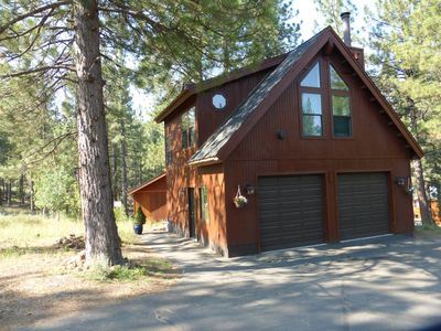 Photo for Spacious Private Tahoe Studio, with Miles of Trails At Your Door + Hot Tub!