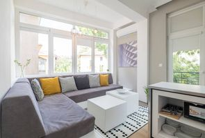 Photo for 1BR Apartment Vacation Rental in Sofia