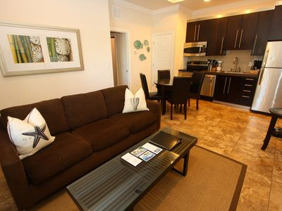 Photo for The Beach Club at Siesta Key #108D:  2 BR / 2 BA Resort by RVA, Sleeps 6