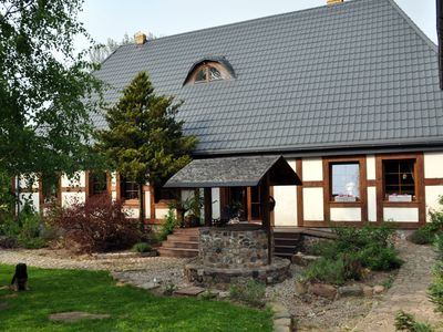 Photo for Beautiful Cottage in Dzierzecin with Parking