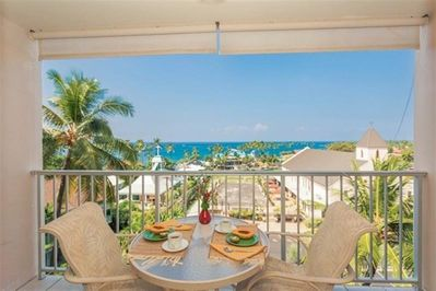 Your own Private Lanai from the 6th Floor - Ocean View!