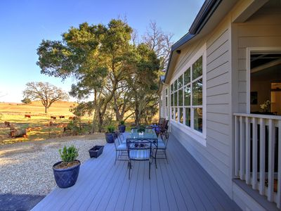 Photo for New 2 Bedroom 2 Bath home on Winery Row 46W. Heart of Willow Creek AVA.