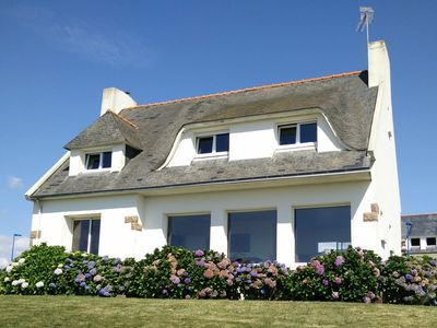 Photo for INDEPENDENT HOUSE KERVEL'YS, CLASSEE ***, DOUARNENEZ BAY.