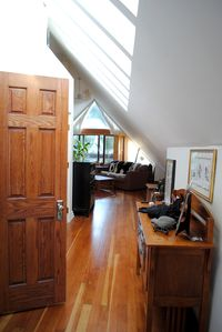 Photo for Storybook Attic Loft Atop Family-Owned Alamo Square Victorian in the heart of SF