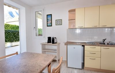 Photo for Ground floor two-bedroom apartment with garden terrace