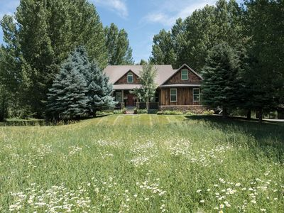 Photo for Secluded And Private Retreat On 11+ Acres 7Br/6Ba With Natural Ponds & Streams