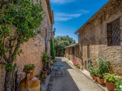 Photo for Apartment Il Nocciolo  in Sovicille, Siena and sourroundings - 6 persons, 3 bedrooms