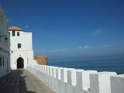 Photo for Assilah and its medina, the pearl of Morocco