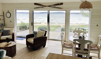Delicieux LAKEFRONT  On Big Platte Lake  COZY MODERN VINTAGE RETREAT   Beulah