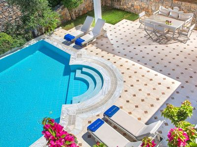 Photo for Irene Villa, in luxury complex in Crete, with private pool, 2 bedrooms, 4 sleeps