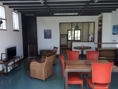 Photo for ORIGINAL AND SPACIOUS GITE WITH GUEURES